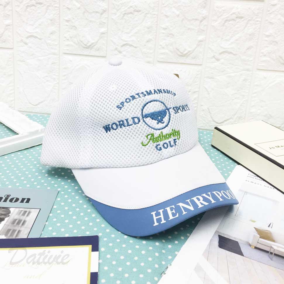 運動帽 英文字 世界 運動 豹 透氣孔洞 後可調鬆緊 帽子 棒球帽