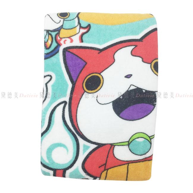 兒童毛巾 妖怪手錶 多顏色 色多角 正版授權 日本進口
