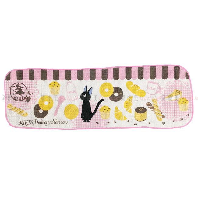 沐浴巾 宮崎駿 黑貓奇奇 甜點 蛋糕 洗澡巾 起泡巾 澡巾 正版授權 日本進口